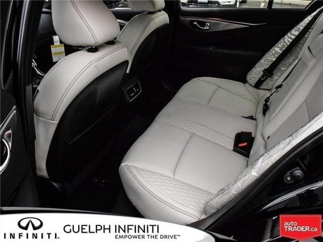 2019 Infiniti Q50 3.0t Red Sport 400 (Stk: I6860) in Guelph - Image 15 of 24