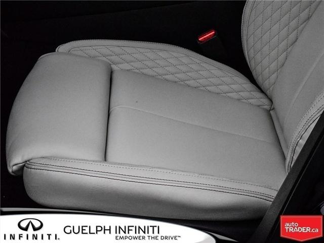 2019 Infiniti Q50 3.0t Red Sport 400 (Stk: I6860) in Guelph - Image 16 of 24