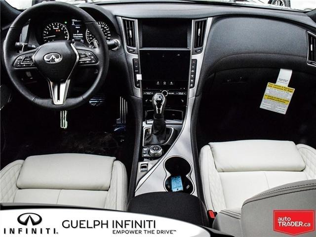 2019 Infiniti Q50 3.0t Red Sport 400 (Stk: I6860) in Guelph - Image 21 of 24