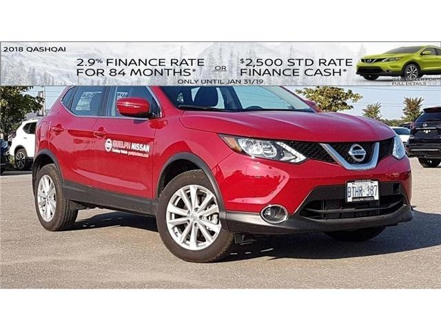 2018 Nissan Qashqai SV (Stk: N19378) in Guelph - Image 1 of 8