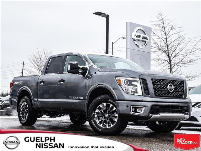 2018 Nissan Titan PRO-4X (Stk: N19952) in Guelph - Image 1 of 21