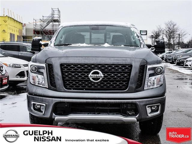 2018 Nissan Titan PRO-4X (Stk: N19952) in Guelph - Image 2 of 21