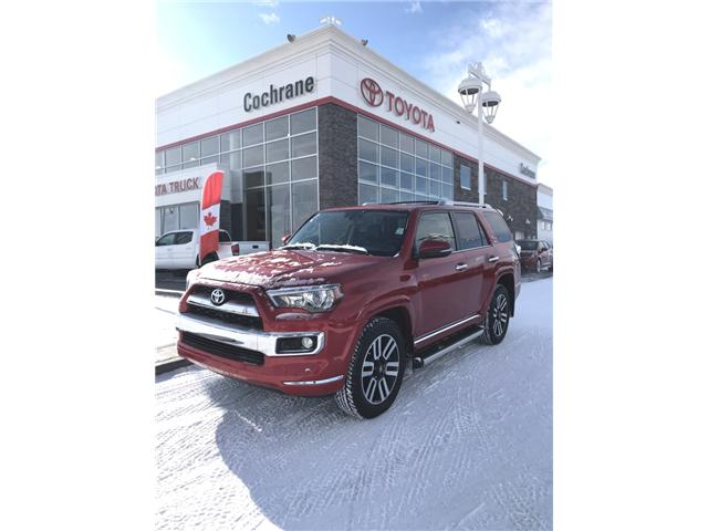 2018 Toyota 4Runner SR5 (Stk: 2811) in Cochrane - Image 1 of 18