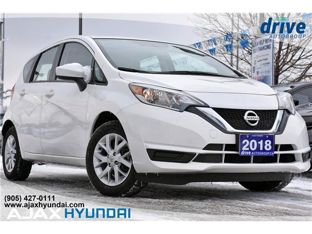 2018 Nissan Versa Note 1.6 S (Stk: P4644R) in Ajax - Image 1 of 24