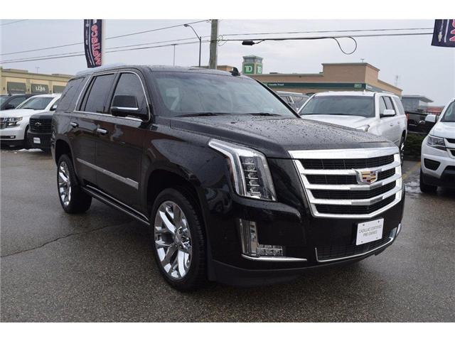 2017 Cadillac Escalade Premium Luxury/SUNRF/HTD&CLD STS/SURND CAMRA/HUD (Stk: 203378A) in Milton - Image 2 of 24