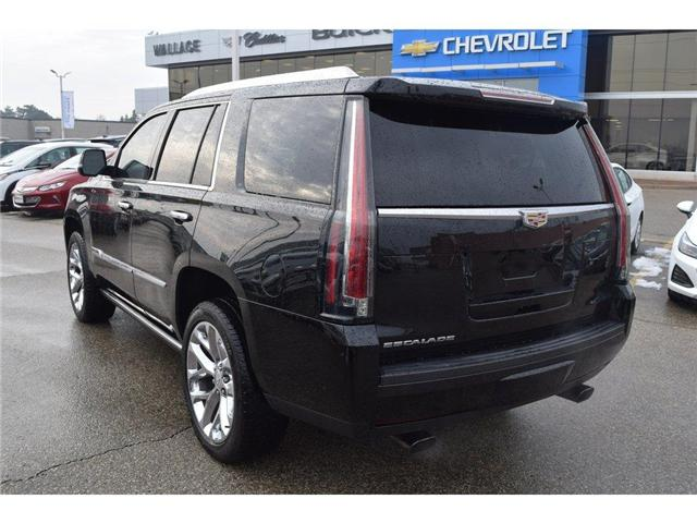 2017 Cadillac Escalade Premium Luxury/SUNRF/HTD&CLD STS/SURND CAMRA/HUD (Stk: 203378A) in Milton - Image 5 of 24