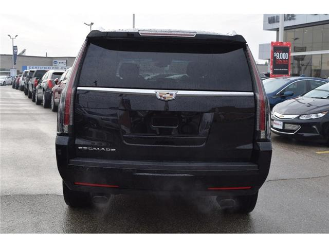 2017 Cadillac Escalade Premium Luxury/SUNRF/HTD&CLD STS/SURND CAMRA/HUD (Stk: 203378A) in Milton - Image 6 of 24