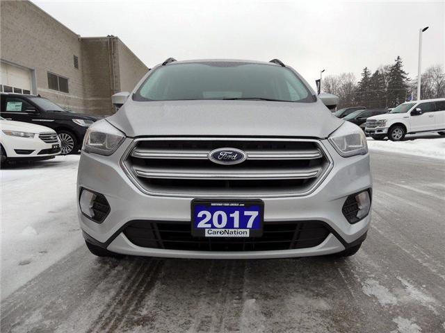 2017 Ford Escape SE | NAV | PANOROOF | HTD LEATHER | (Stk: P5099) in Brantford - Image 2 of 30