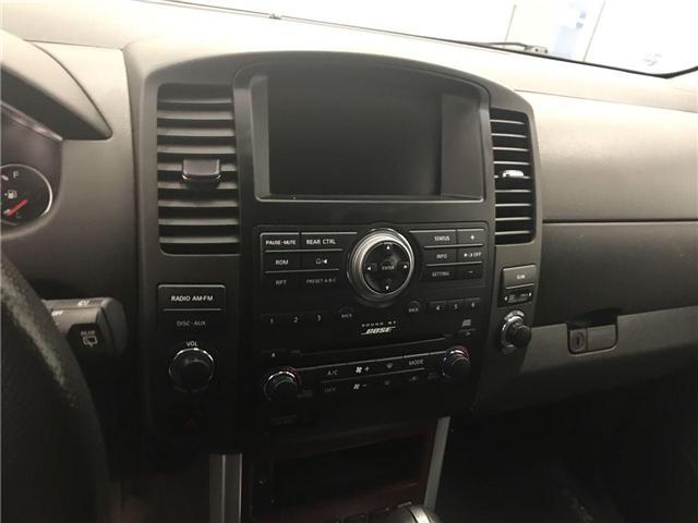2010 Nissan Pathfinder LE (Stk: 144138) in Lethbridge - Image 14 of 21