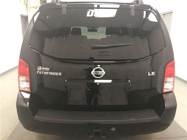 2010 Nissan Pathfinder LE (Stk: 144138) in Lethbridge - Image 17 of 21