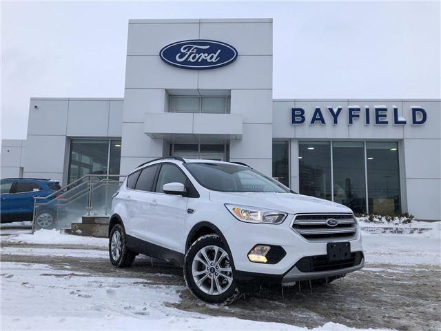 2018 Ford Escape SE (Stk: ES181677) in Barrie - Image 1 of 22
