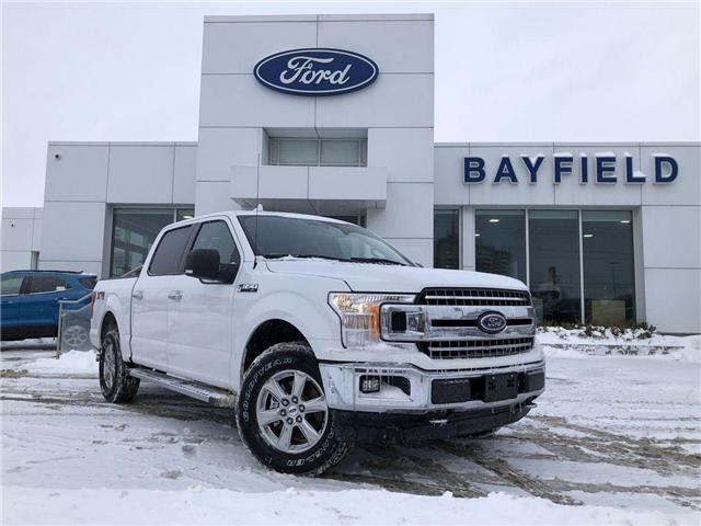 2018 Ford F-150 XLT (Stk: FP181199) in Barrie - Image 1 of 27
