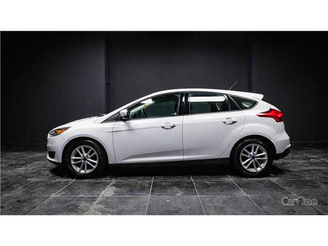 2017 Ford Focus SE (Stk: CJ19-17A) in Kingston - Image 1 of 30