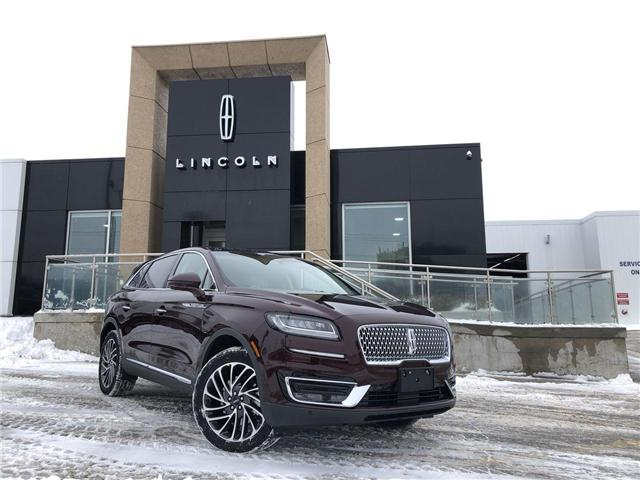 2019 Lincoln Nautilus Reserve (Stk: NT19231) in Barrie - Image 1 of 30