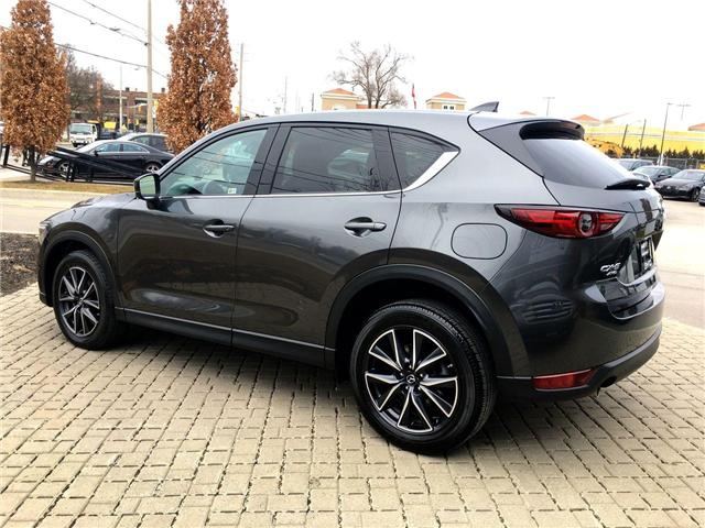 2017 Mazda CX-5 GT (Stk: 28323A) in East York - Image 7 of 30