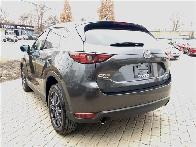 2017 Mazda CX-5 GT (Stk: 28323A) in East York - Image 8 of 30