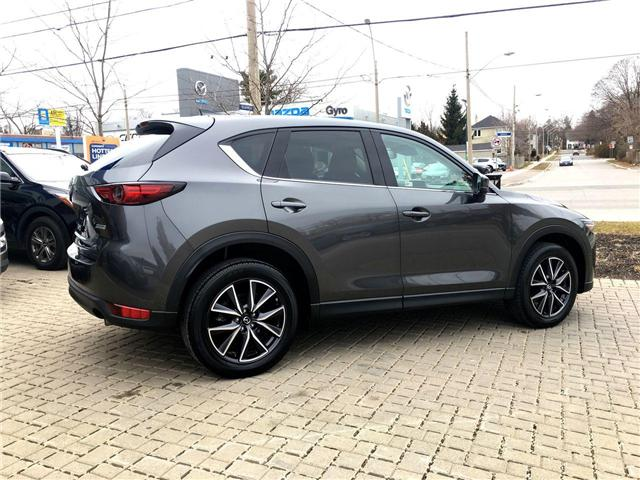 2017 Mazda CX-5 GT (Stk: 28323A) in East York - Image 11 of 30