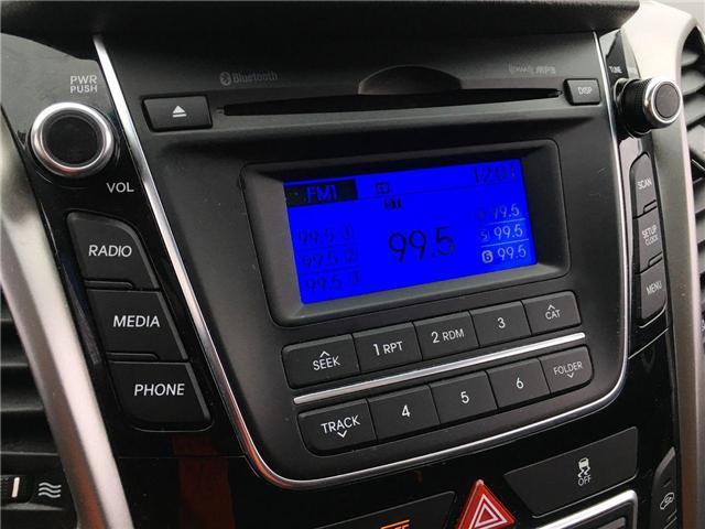 2017 Hyundai Elantra GT SE (Stk: H4538A) in Toronto - Image 21 of 28