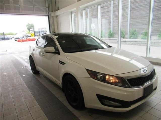2011 Kia Optima EX Luxury (Stk: 15485AB) in Toronto - Image 1 of 16