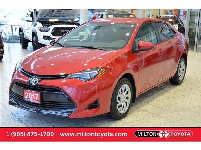 2017 Toyota Corolla  (Stk: 820331) in Milton - Image 1 of 36