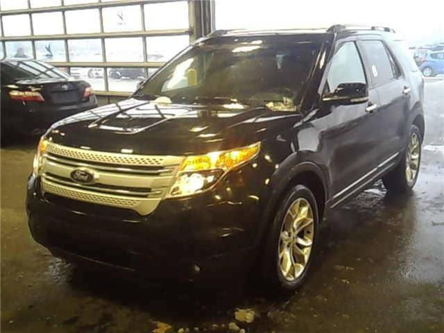 2014 Ford Explorer XLT (Stk: a71234) in Milton - Image 1 of 1