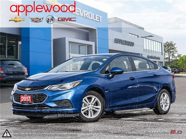 2017 Chevrolet Cruze LT Auto (Stk: 9412P) in Mississauga - Image 1 of 27