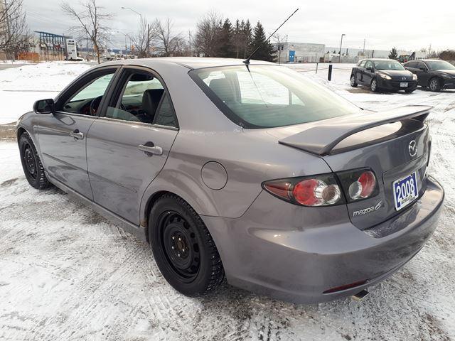 2008 Mazda MAZDA6 GT-V6 (Stk: H1830A) in Milton - Image 2 of 11