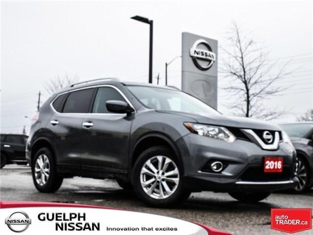 2016 Nissan Rogue  (Stk: N19778A) in Guelph - Image 1 of 22