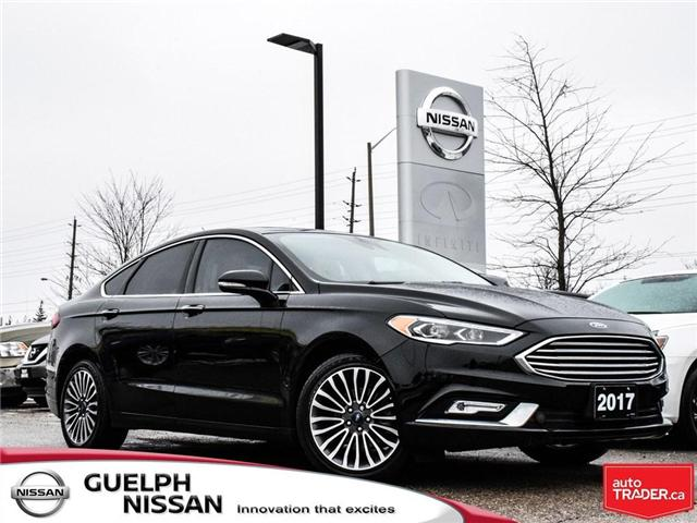 2017 Ford Fusion  (Stk: N19267A) in Guelph - Image 1 of 23
