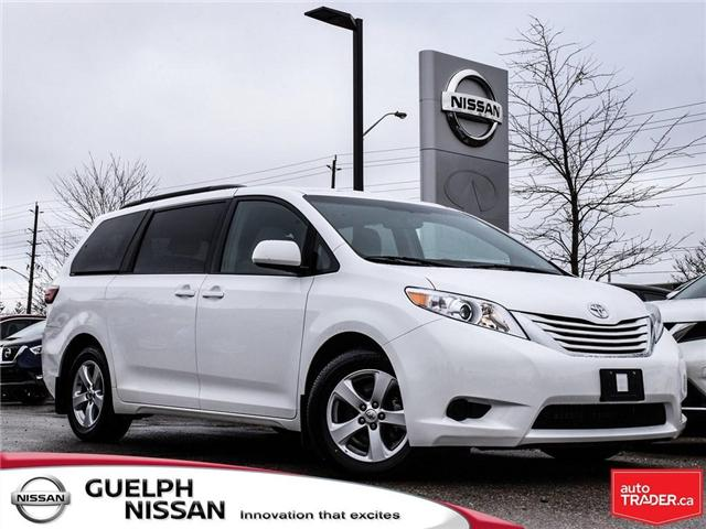 2015 Toyota Sienna  (Stk: N19702AA) in Guelph - Image 1 of 22