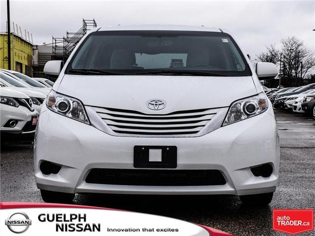 2015 Toyota Sienna  (Stk: N19702AA) in Guelph - Image 2 of 22