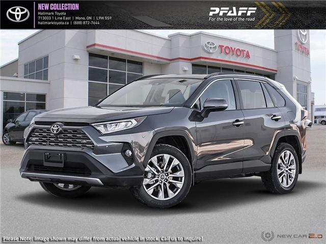 2019 Toyota RAV4 AWD Limited (Stk: H19270) in Orangeville - Image 1 of 24