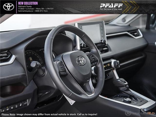 2019 Toyota RAV4 AWD Limited (Stk: H19270) in Orangeville - Image 12 of 24