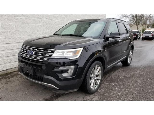 2017 Ford Explorer Limited (Stk: 18P178) in Kingston - Image 2 of 30