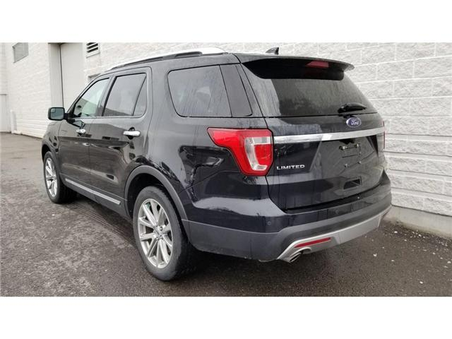 2017 Ford Explorer Limited (Stk: 18P178) in Kingston - Image 8 of 30