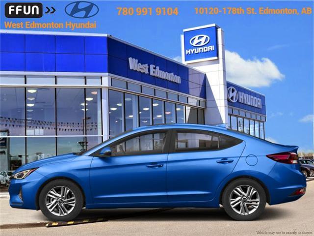 2019 Hyundai Elantra  (Stk: EL94382) in Edmonton - Image 1 of 1