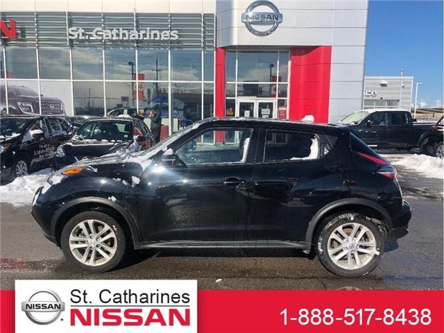 2017 Nissan Juke SV (Stk: P-2034A) in St. Catharines - Image 1 of 21