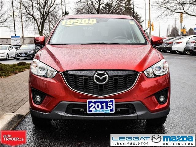 2015 Mazda CX-5 GS - MOONROOF, HEATED SEATS, REAR CAMERA (Stk: 1736) in Burlington - Image 2 of 21