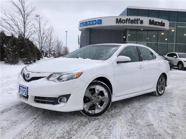 2012 Toyota Camry SE (Stk: 27299) in Barrie - Image 1 of 21