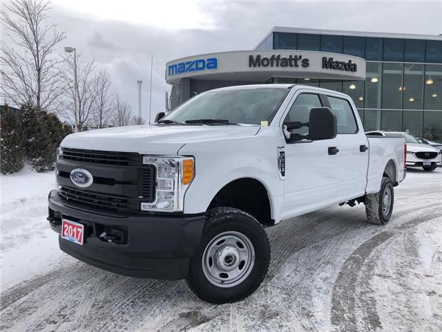 2017 Ford F-250 SUPER DUTY xl (Stk: 1FT7W2) in Barrie - Image 1 of 24