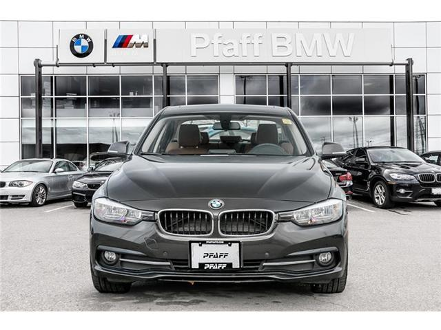 2016 BMW 320i xDrive (Stk: U5227) in Mississauga - Image 2 of 22