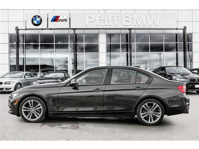 2016 BMW 320i xDrive (Stk: U5227) in Mississauga - Image 3 of 22