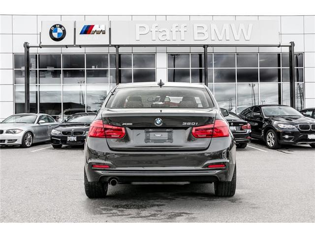 2016 BMW 320i xDrive (Stk: U5227) in Mississauga - Image 4 of 22