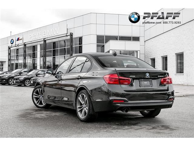 2016 BMW 320i xDrive (Stk: U5227) in Mississauga - Image 5 of 22