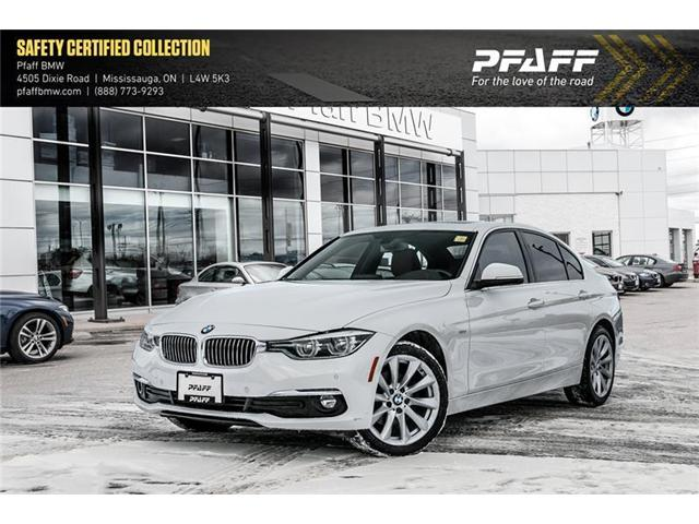 2016 BMW 328d xDrive (Stk: U5270) in Mississauga - Image 1 of 22