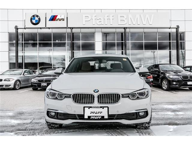 2016 BMW 328d xDrive (Stk: U5270) in Mississauga - Image 2 of 22