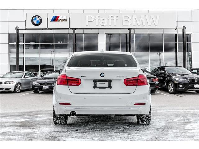 2016 BMW 328d xDrive (Stk: U5270) in Mississauga - Image 4 of 22