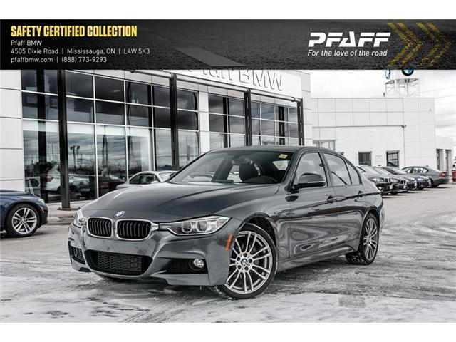2015 BMW 328i xDrive (Stk: U5297) in Mississauga - Image 1 of 21