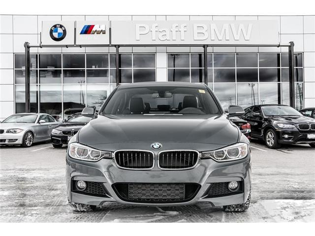 2015 BMW 328i xDrive (Stk: U5297) in Mississauga - Image 2 of 21