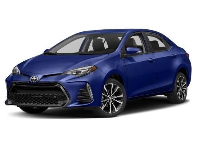 2019 Toyota Corolla SE Upgrade Package (Stk: 19172) in Brandon - Image 1 of 9